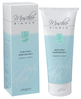 Amerigo Muschio Bianco Body Lotion Multivitaminica 200ml