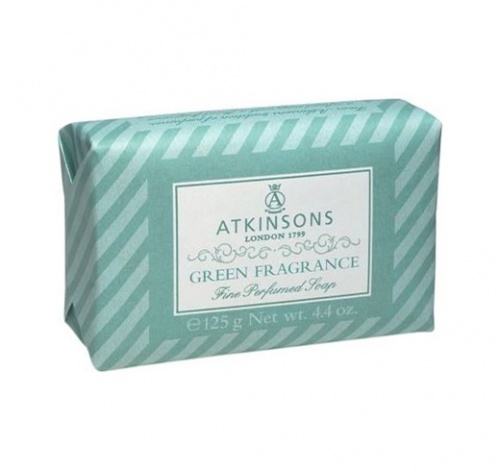 Atkinsons Green Fragrance Sapone Muschiato 125g