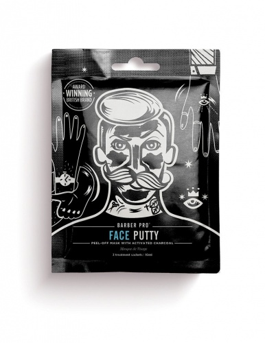 Barber Pro Face Putty 3x7 g
