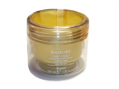 Biofort Oro Vero Argan Sublime Cream Elisir Effetto Velluto 100ml