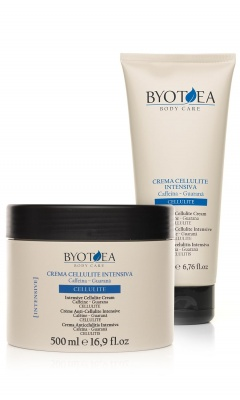 Byotea Crema Cellulite Intensiva Caffeina e Guaranà 500ml