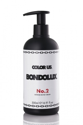 Color Us Bondolux No.2 Intense Bond Cream 500ml