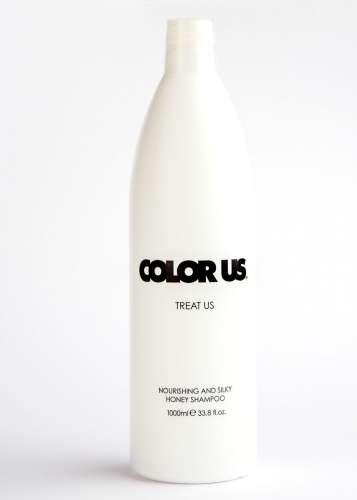 Color Us Treat Us Shampoo Nutriente e Setificante con Estratto di Miele 1000ml
