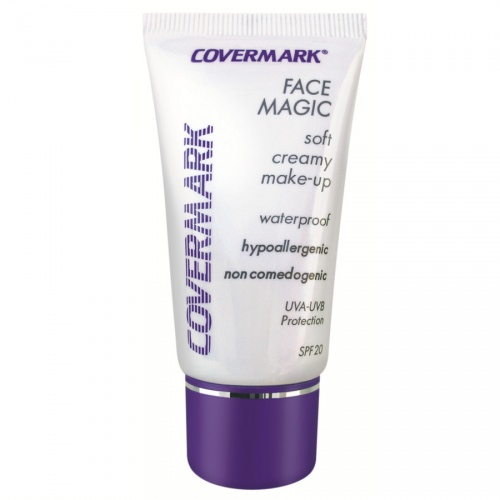 Covermark Face Magic Fondotinta Cremoso Impermeabile 30ml