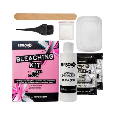 Crazy Color Bleaching Kit di Decolorazione