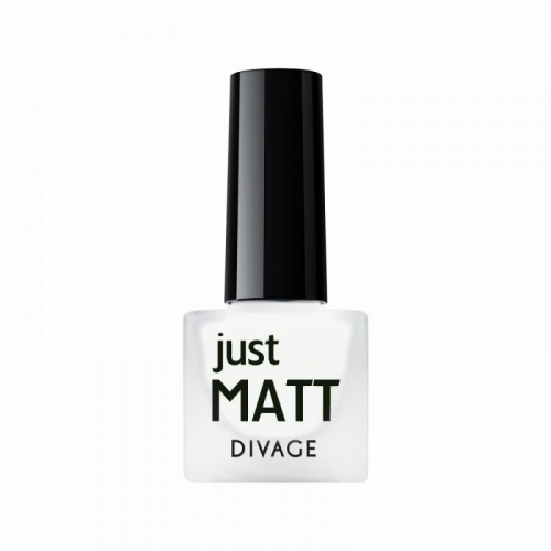 Divage Just Matt Smalto Effetto Matt 6ml