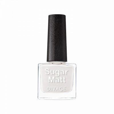 Divage Sugar Matte Nail Polish 6ml