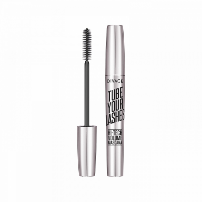 Divage Tube Your Lashes Mascara Hi-Tech Volume