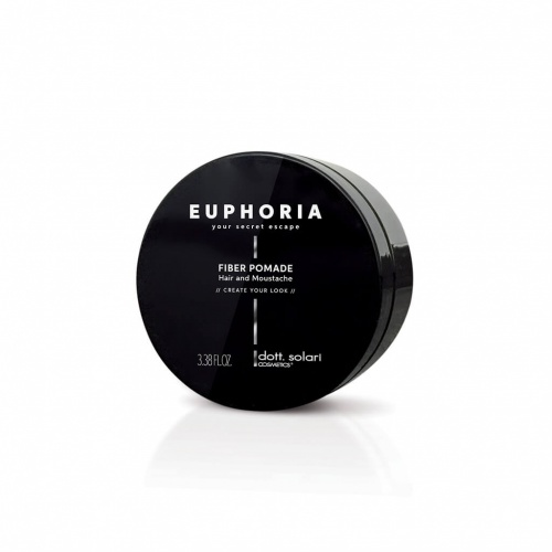 Dott. Solari Euphoria Man Fiber Pomade Hair and Moustache 100ml