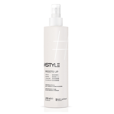Dott. Solari #Style Roots Up Volume e Forma 200ml