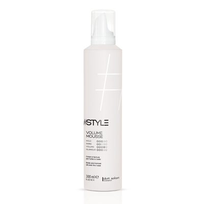 Dott. Solari #Style Volume Mousse 300ml