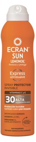 Ecran Sun Care Spray Protettivo Invisibile SPF 30 250ml