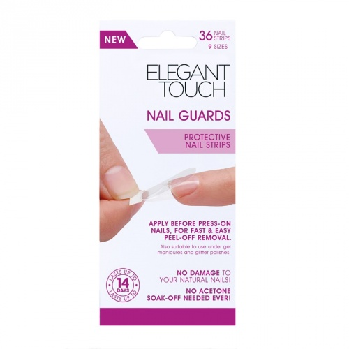 Elegant Touch Nail Guards Protective Nail Strips