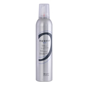Herfit Mousse Controllo Ricci 300 ml