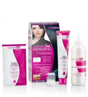 ING Kit Color Hydrating Trattamento Colore 14 Nuances
