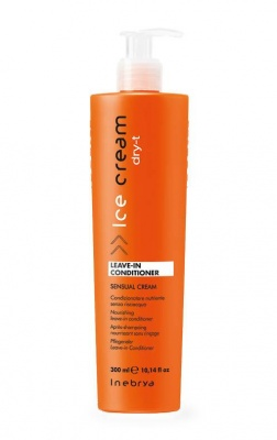 Inebrya Leave-In Conditioner Sensual Cream nutriente senza risciacquo 300ml