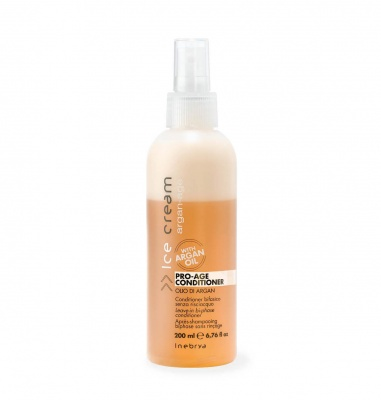 Inebrya Pro-Age Conditioner Olio di Argan per capelli trattati, opachi e spenti 200ml