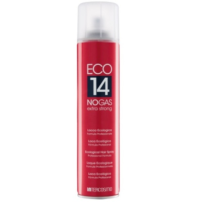 Intercosmo Eco 14 No Gas Lacca Ecologica Extra Strong