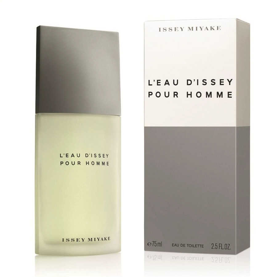 Issey Pour L'eau Edt Miyake Homme 75ml D'issey 76yvYfgb