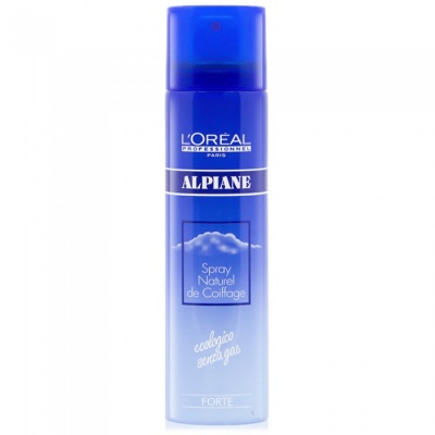 L'Oréal Alpiane Spray Naturel de Coiffage Ecologico Senza Gas Forte 250ml