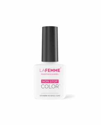 La Femme Non Stop Color Vitamin HD Base Coat 8g