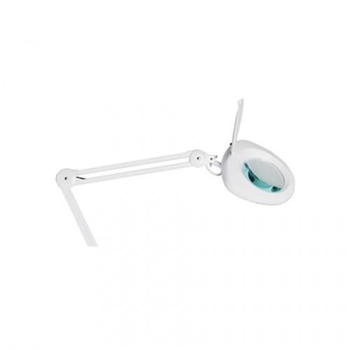 Labor lampada lente 5 diotrie con morsetto da tavolo - Lampada da tavolo con lente ...