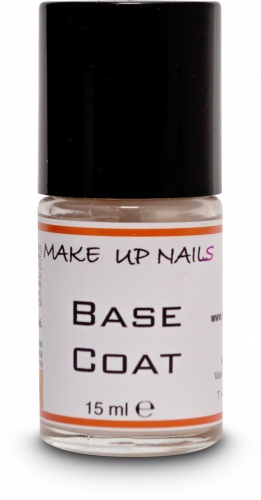 Make-Up Nails Base Coat 15ml