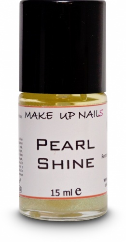 Make-Up Nails Pearl Shine 15ml