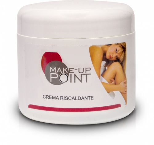 Make-Up Point Crema Massaggio Riscaldante 500ml