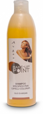 Make-Up Point Shampoo Specifico per Capelli Colorati Olio di Argan 250ml