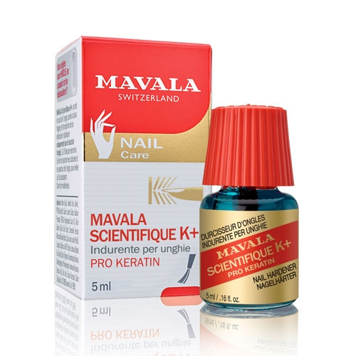 Mavala Scientifique K+ Indurente per Unghie 5ml
