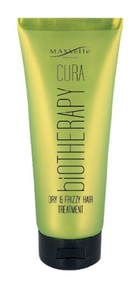 Maxxelle Cura Biotherapy Dry & Frizzy Hair Treatment per Capelli Secchi e Crespi 200ml