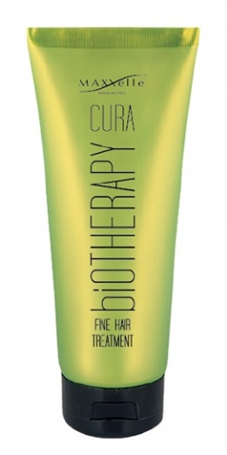 Maxxelle Cura Biotherapy Fine Hair Treatment Maschera per Capelli Fini 200ml