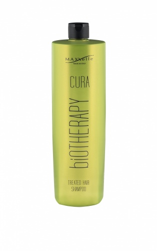 Maxxelle Cura Biotherapy Treated Hair Shampoo per Capelli Trattati 1000ml