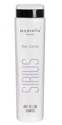 Maxxelle Eye Candy Sirius Anti-Yellow Shampoo 250ml