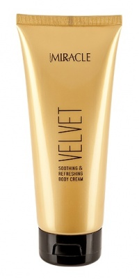 Maxxelle Velvet Soothing & Refreshing Body Cream Crema Corpo Idratante e Lenitiva 200ml