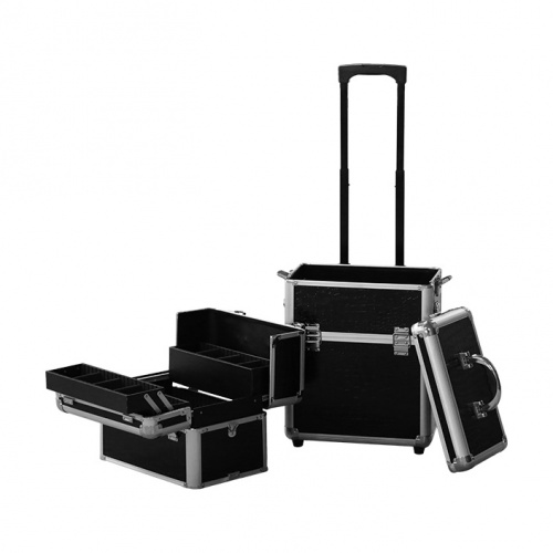 Melcap Trolley Professionale Nero