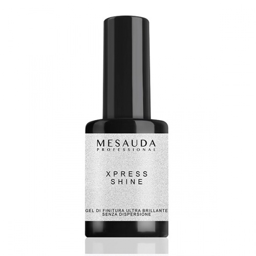 Mesauda Interstellar Xpress Shine Gel di Finitura Ultra Brillante Senza Dispersione 14ml