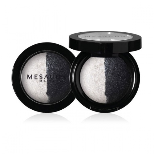 Mesauda Luxury Duo Eyeshadow Ombretto Cotto Duo Wet&Dry 1,8g