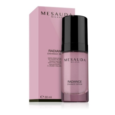 Mesauda Radiance Enhance Serum Siero Perfezionatore All'Acido Ialuronico 30ml