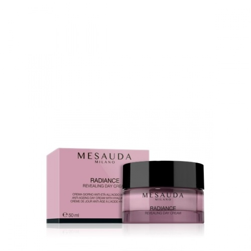 Mesauda Radiance Revealing Day Cream Crema Giorno All'Acido Ialuronico 50ml