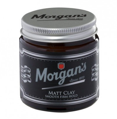 Morgan's Matt Clay Pasta Opaca Lisciante per Capelli 120ml