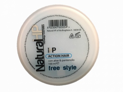 Natural HP Freestyle Action Hair Effetto Lucido 100ml