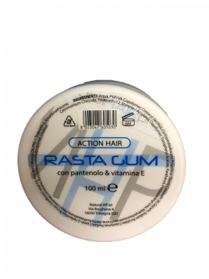 Natural HP Rasta Gum Action Hair 100ml