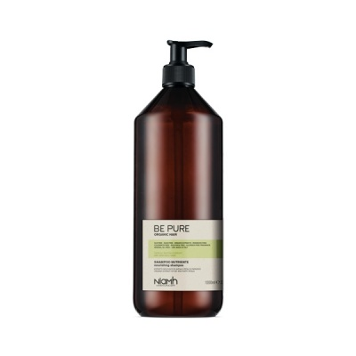Niamh Be Pure Shampoo Nutriente Capelli Secchi e Spenti 1000ml
