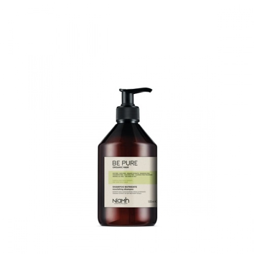 Niamh Be Pure Shampoo Nutriente Capelli Secchi e Spenti 500ml