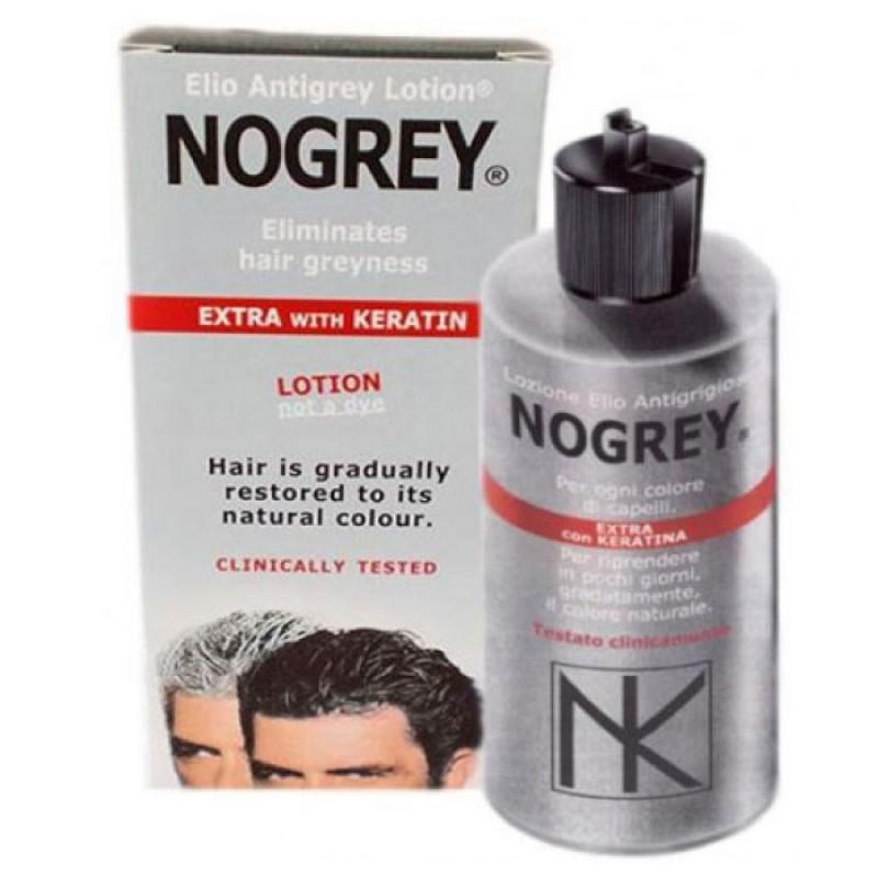 NoGrey Extra Keratin Lozione Antigrigio per riprendere gradualmente il  colore naturale 200ml 8896e9908cc0