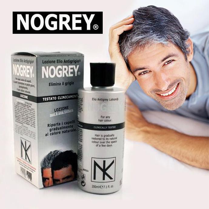 NoGrey Normale Lozione Antigrigio per riprendere gradualmente il colore  naturale 200ml 14c25712c13b