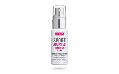 Pupa Sport Addicted Make-Up Fixer Spray Fissatore Trucco Viso Resistente allo Sport 30ml