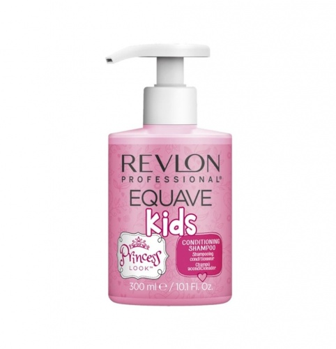 Revlon Equave Kids Princess Look Shampoo 2 in 1 300ml